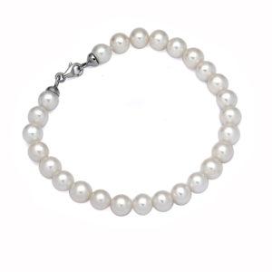 bracciale perle coltivate Zogno